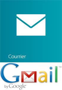 Courrier et Gmail