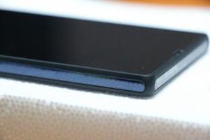Bord du Sony Xperia Z