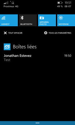 WP 81 Notification