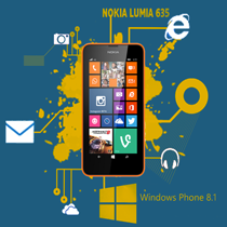 WP 8.1 Nokia Lumia 635