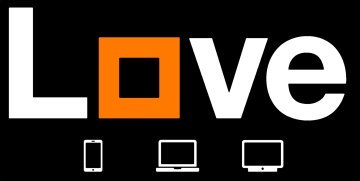 Logo Orange Love