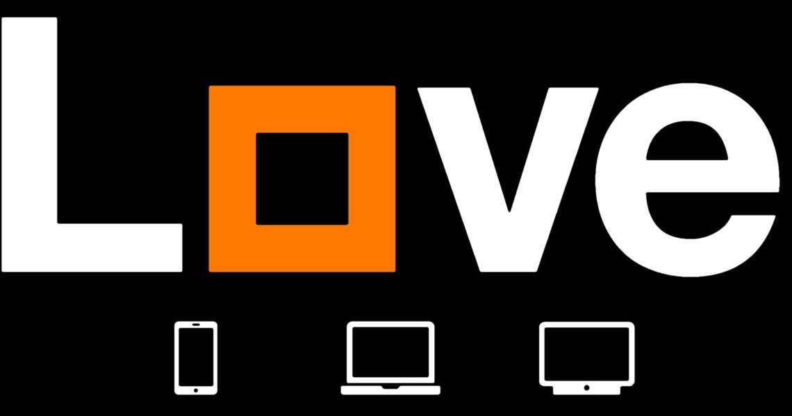 Logo Orange Love